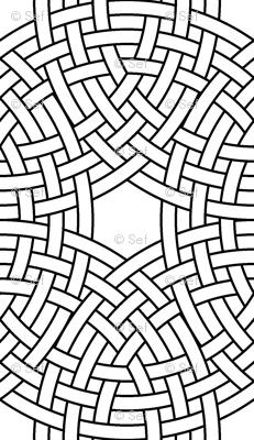 triple ring weave