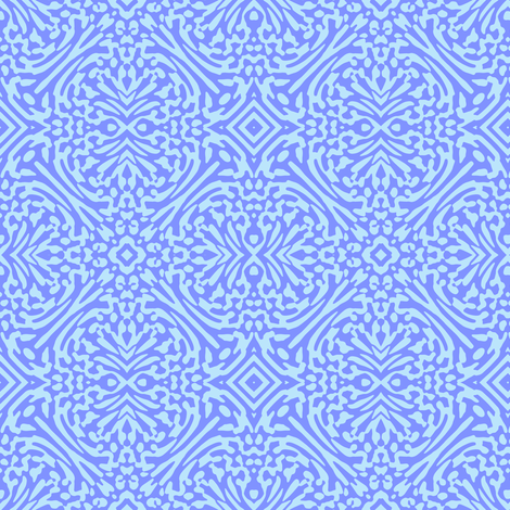 summer breeze rosette fabric by weavingmajor on Spoonflower - custom fabric
