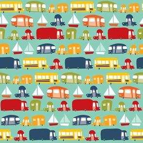 Cars multicolour