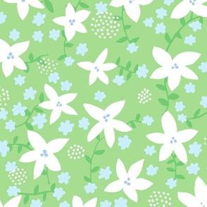fleur 1 green
