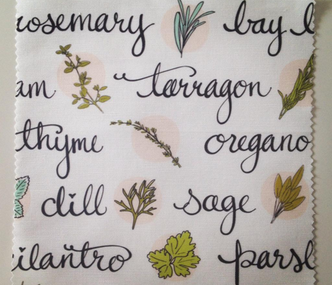 Herb Garden: horizontal