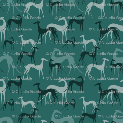 sighthounds emerald SMALL