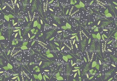 Herb Garden Toss