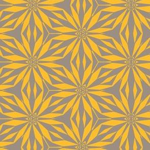flor mustard grey
