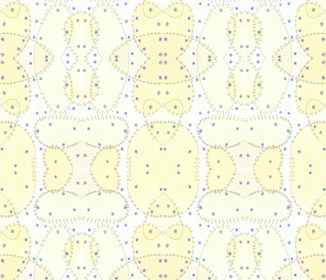 Fabric_Design_Herb_Garden_jpeg fabric by wendyconnolly on Spoonflower - custom fabric