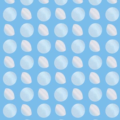 Elin1-blue fabric by miamaria on Spoonflower - custom fabric