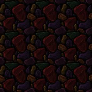 Paintbox Rocks