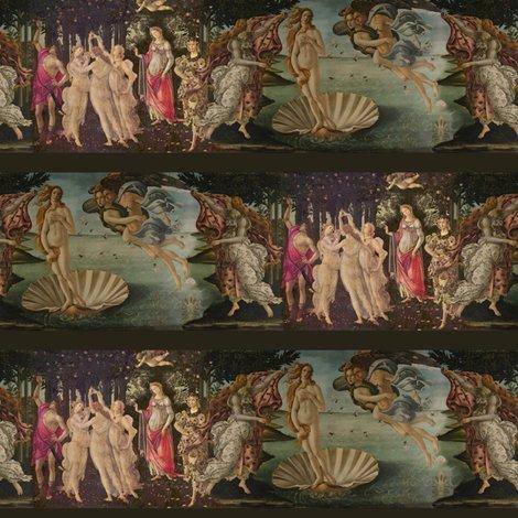 Rrrbotticelli_birth_of_venus_and_primavera_with_stripes___small___peacoquette_designs___copyright_2014_shop_preview
