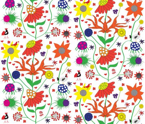 herb2 fabric by orangefancy on Spoonflower - custom fabric