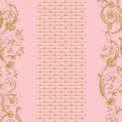 Rwildfell_toile___dauphine_and_gilt___peacoquette_designs___copyright_2014_shop_thumb