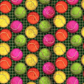 tennisball grunge