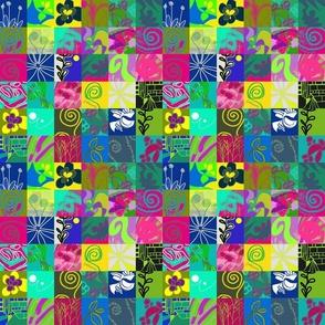 Fiddlehead Mosaic