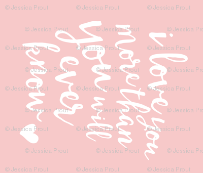 i love you more than you will ever know // rose quartz