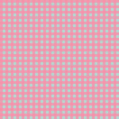 Mini Picnic Pink/Aqua
