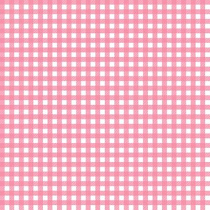 Mini Picnic Pink/White