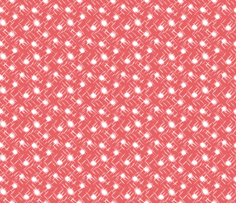 wind blown:dot:E66064  fabric by keweenawchris on Spoonflower - custom fabric
