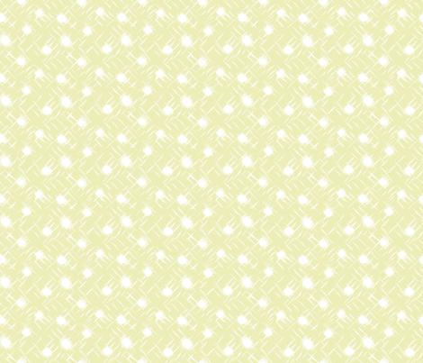 wind blown:dot:ECEDB7  fabric by keweenawchris on Spoonflower - custom fabric