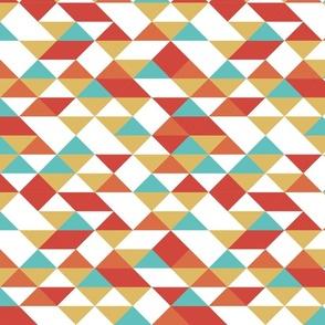 Geometric Multi Triangles