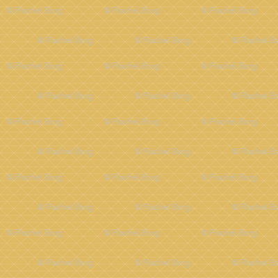Geometric Single Triangles Mustard
