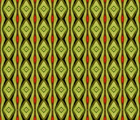 Gumbo Dreamweaver fabric by gothamwood on Spoonflower - custom fabric