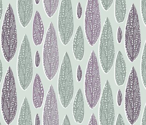 Trusty Sage fabric by mariaspeyer on Spoonflower - custom fabric