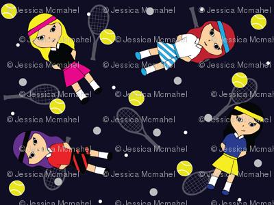 TennisGirls