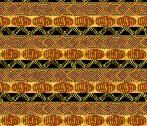 African_Ostritch_Egg fabric by house_of_heasman on Spoonflower - custom fabric