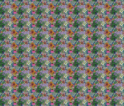 sweet herb garden fabric by cynfull on Spoonflower - custom fabric