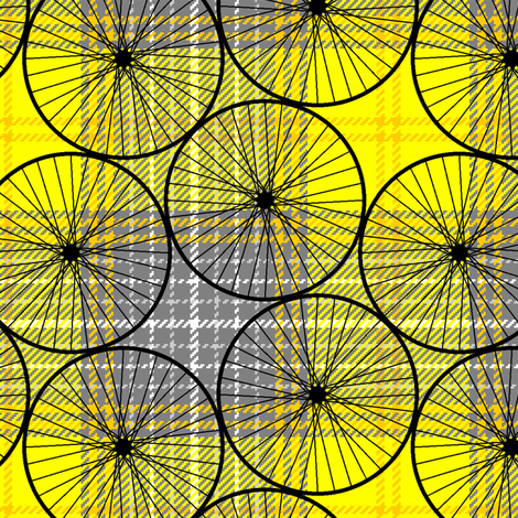 03347542 : tartan : cycling tour fabric by sef on Spoonflower - custom fabric