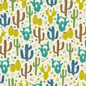 Prickly Cactus (Greens)