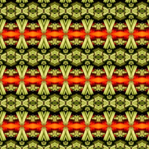 Gumbo Crosshatch