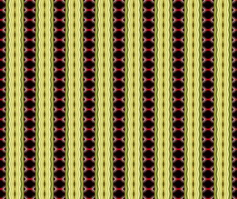 Gumbo Stripe fabric by gothamwood on Spoonflower - custom fabric
