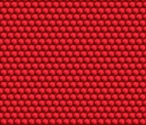 building brick polka dot red fabric by jaybee24 on Spoonflower - custom fabric
