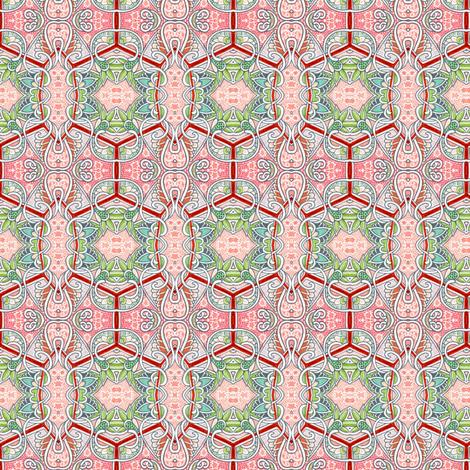 Shut Your Venus Fly Trap fabric by edsel2084 on Spoonflower - custom fabric
