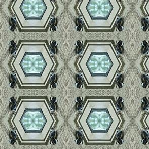 Nuthatch Around the Hexagon