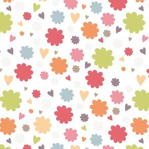 Animal Alphabet (Flower Dot)