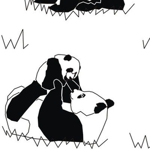 Panda Large Scale