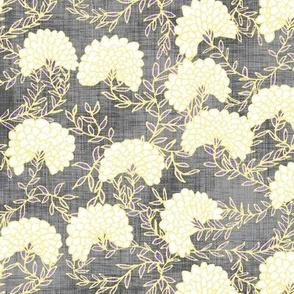 White Flowering Vines