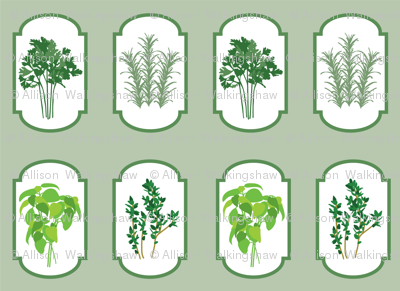 Herbal Cameo