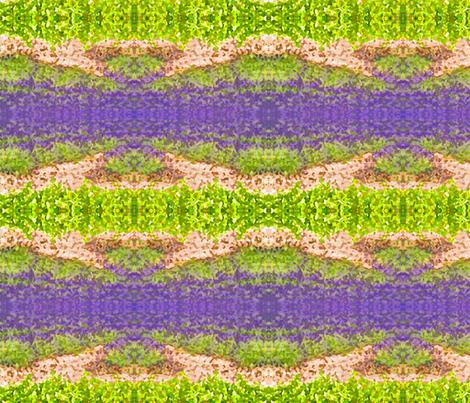 lavender_fields-ed fabric by frau-h on Spoonflower - custom fabric