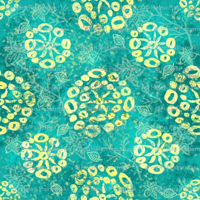 Herbal batik #2