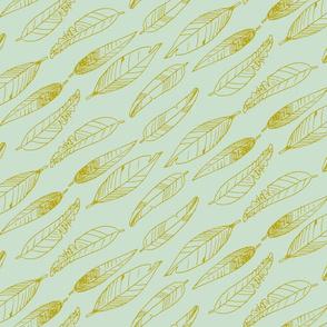 Falling Feathers (Dusk)