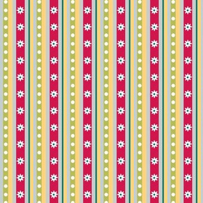 Caterina's Notebook Stripe