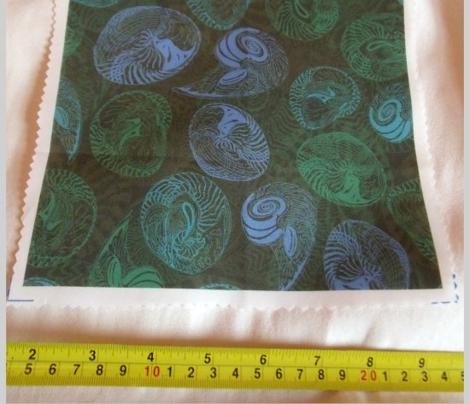 Tiny-Super-Stripy-Shells - Green