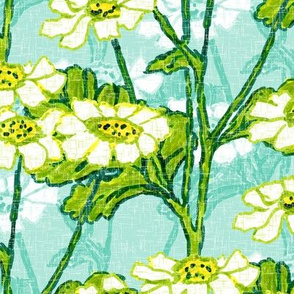 Just a Few Feverfew - Large