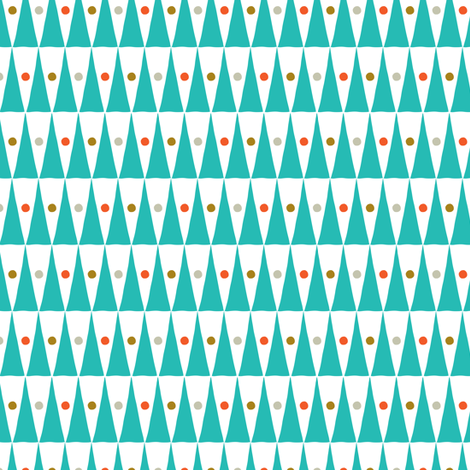 Circus Flags fabric by zesti on Spoonflower - custom fabric