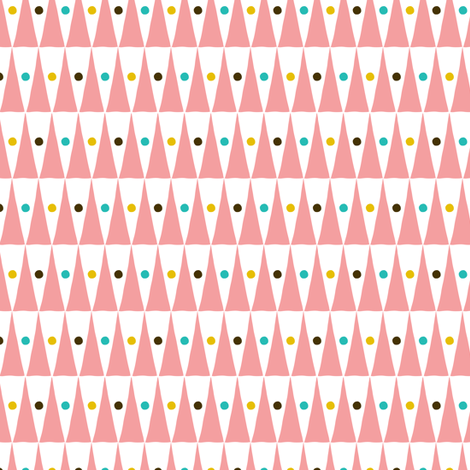 Circus Flags fabric by zesti on Spoonflower - custom fabric