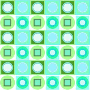 Circle Gets A Square Mint