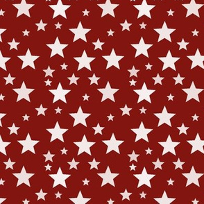 Maroon star