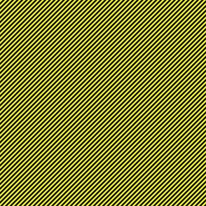 Caution mini stripe